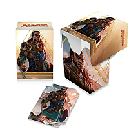 Amonkhet V1 Full-View Deck Box for Magic