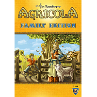 Agricola: Family Edition 2016