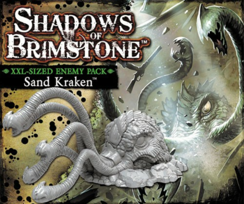 Shadows Of Brimstone: Sand Kraken_boxshot