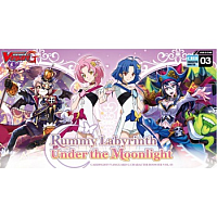 Cardfight!! Vanguard - Rummy Labyrinth Under the Moonlight - Character Booster Display (12 Packs)