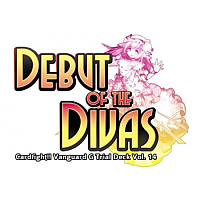 Cardfight!! Vanguard G - Trial Deck - Debut of the Divas
