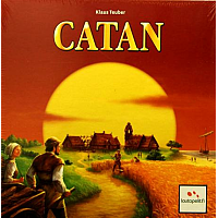 Catan - 5th Edition (Settlers of Catan) (Sv)