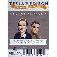 Tesla vs Edison: Powering Up - Bonus AI Pack