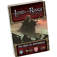 Lord of the Rings: The Card Game: The Siege Of Annúminas