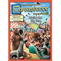 Carcassonne 2.0: Under The Big Top (ENG)