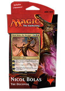 Hour of Devastation Planeswalker Deck: Nicol Bolas The Deceiver_boxshot