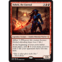 Neheb, the Eternal (Foil)