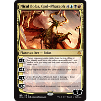 Nicol Bolas, God-Pharaoh (Foil)