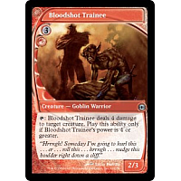 Bloodshot Trainee
