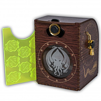Blackfire Wooden Deck Case: Cthulhu