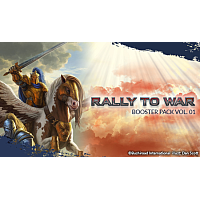 Dragoborne: Rise to Supremacy - Rally to War Booster