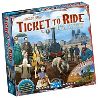 Ticket to Ride - Map Collection 6:France & Old West
