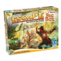 Escape: The Curse of the Temple - Big Box 2nd Edition