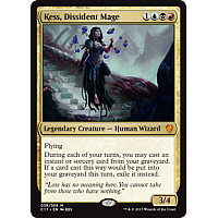 Kess, Dissident Mage