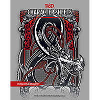 Dungeons & Dragons – D&D 5th Edition Character Sheets