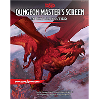 Dungeons & Dragons – Dungeon Master's Screen (Reincarnated)