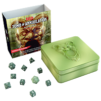 D&D Tomb of Annihilation Dice Set