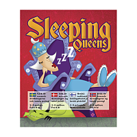 Sleeping Queens -Lånebiblioteket-