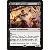 Fathom Fleet Captain (Prerelease)
