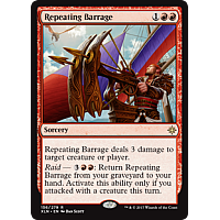 Repeating Barrage (Foil)