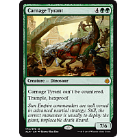 Carnage Tyrant ( Foil )