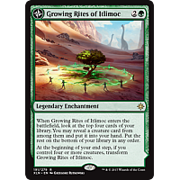 Growing Rites of Itlimoc