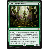 Old-Growth Dryads (Prerelease)