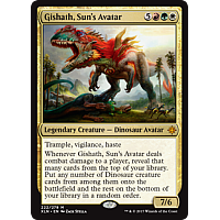 Gishath, Sun's Avatar (Prerelease)