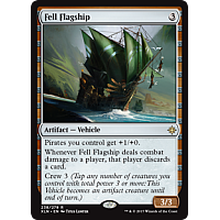 Fell Flagship (Prerelease)