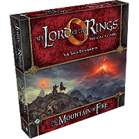 Lord of the Rings: The Card Game: The Mountain Of Fire