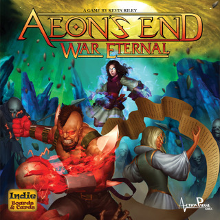 Aeon's End: War Eternal_boxshot