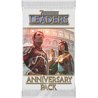 7 Wonders Anniversary Pack Leaders