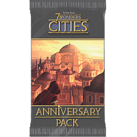 7 Wonders Anniversary Pack Cities