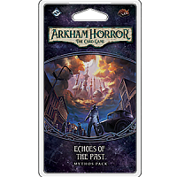 Arkham Horror: The Card Game - Echoes Of The Past Mythos Pack