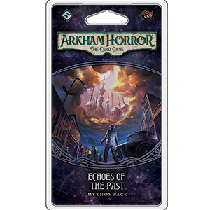 Arkham Horror: The Card Game - Echoes Of The Past Mythos Pack_boxshot
