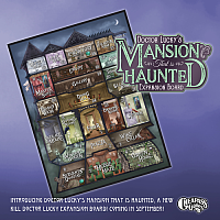 Kill Doctor Lucky: The Mansion That Is Haunted Board