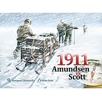 1911 Amundsen vs Scott, 2nd Edition