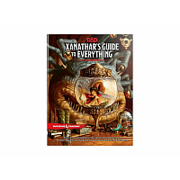 Dungeons & Dragons – Xanathar's Guide to Everything
