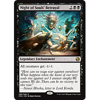 Night of Souls' Betrayal (Foil)