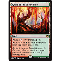 Grove of the Burnwillows (Foil)