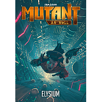 Mutant: År Noll - Elysium Grundbox