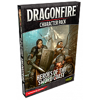 Dragonfire: Character Pack – Heroes of the Sword Coast