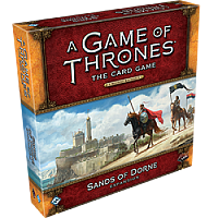 A Game of Thrones LCG 2nd Ed.- Sands of Dorne (Deluxe Expansions)