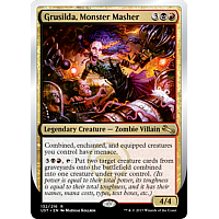 Grusilda, Monster Masher