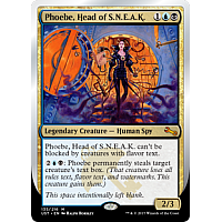 Phoebe, Head of S.N.E.A.K.