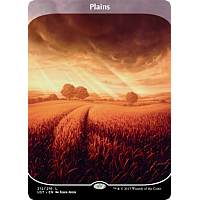 Plains ( Full art ) (Foil)