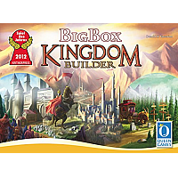 Kingdom Builder: Big Box (2015, First Edition)