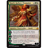 Huatli, Radiant Champion (Prerelease)