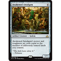Awakened Amalgam (Prerelease)