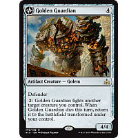 Golden Guardian (Foil)